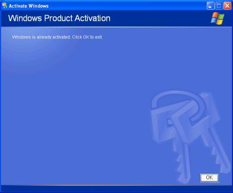 windows 7 アク ティベーション 回避